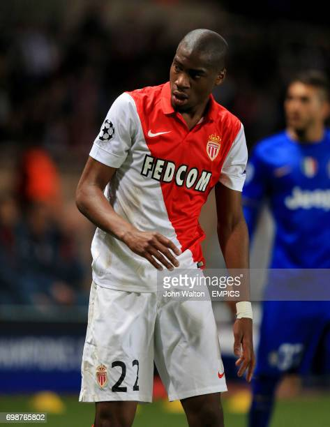 AS Monaco's Geoffrey Kondogbia