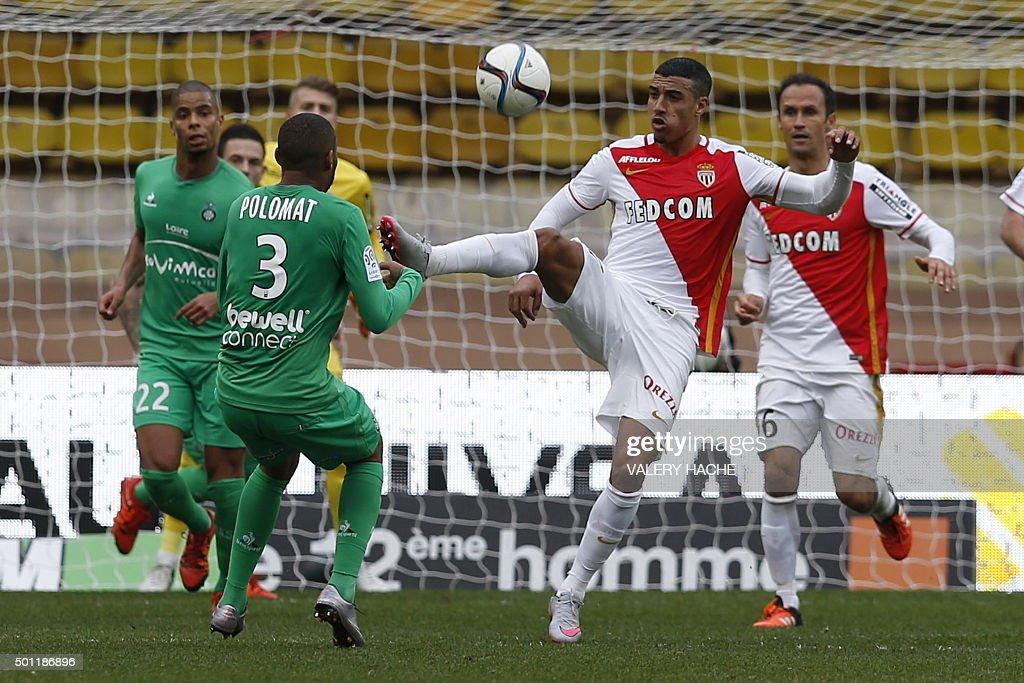 Monaco vs Saint-Etienne