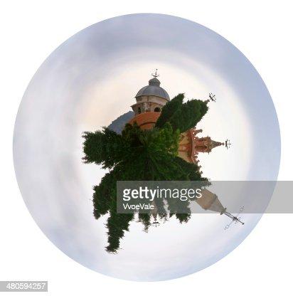 Monastere de Cimiez in Nice, France : Stock Photo
