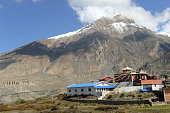 Monastery, Muktinath, Nepal