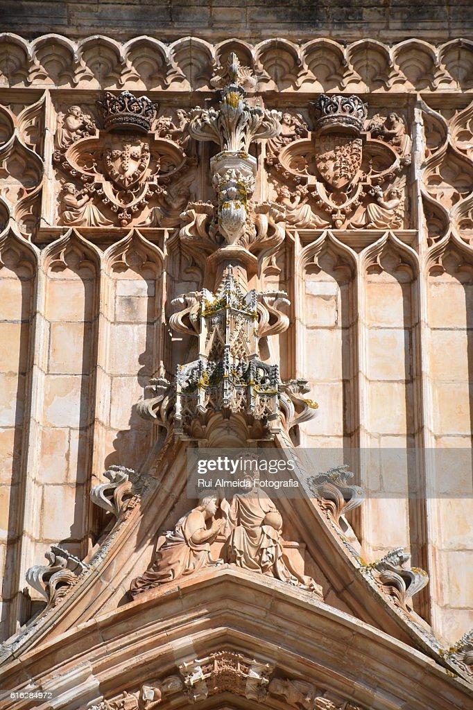 Monastery of Batalha : Stock Photo
