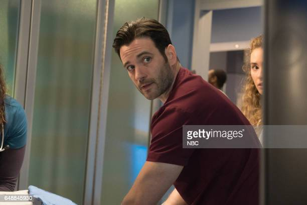 MED 'Monday Mourning' Episode 217 Pictured Colin Donnell as Connor Rhodes