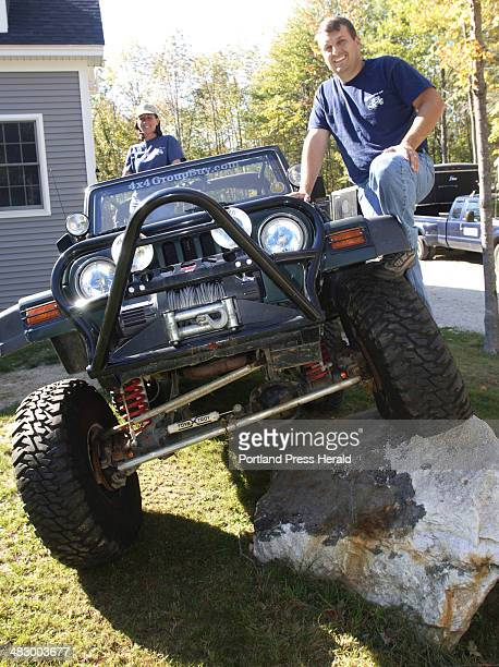 Shari and Jason LaLiberty run 4X4 Group Buy an webbsed business that sells parts for 4X$ vehicles They've heavily modified their 1999 Jeep Wrangler...