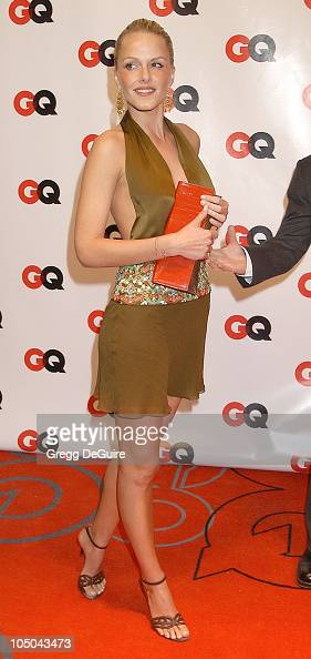 Monet Mazur during GQ Honors Tinseltown with the Unveiling of the GQ Annual Hollywood Issue at GQ Lounge at White Lotus in Hollywood California...