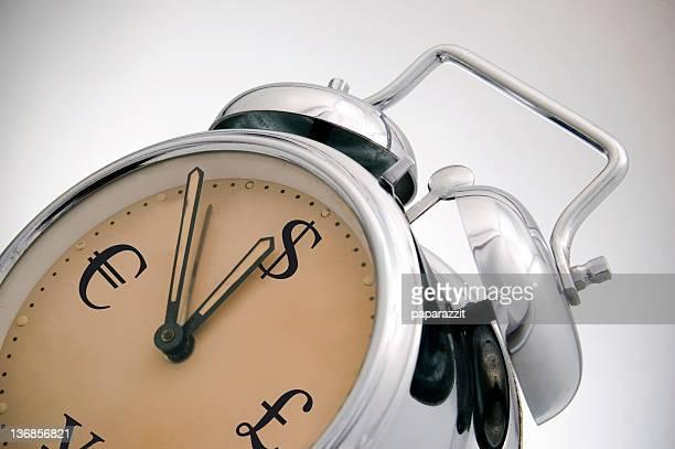 money clock exchange