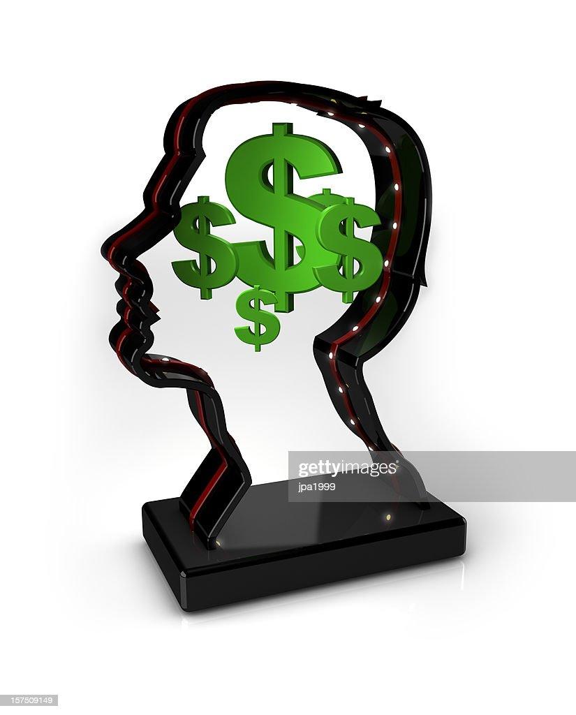 Money concept : Stock Photo