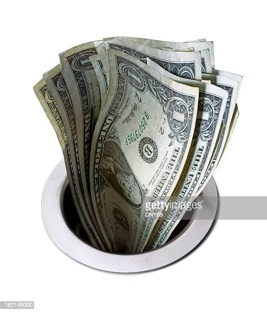 Money Down The Drain 1