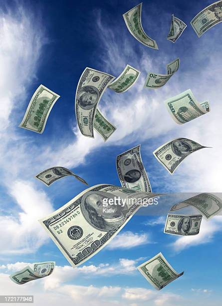 Money Falling from Sky(XXL)