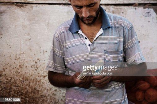 Money for Nothing : Foto de stock