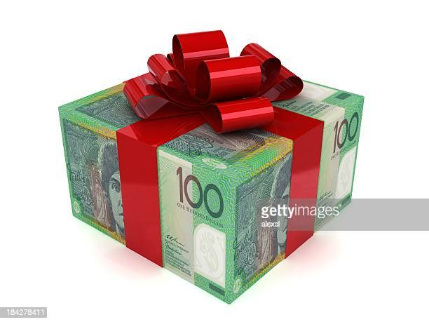 Money Gift - Australian Dollars