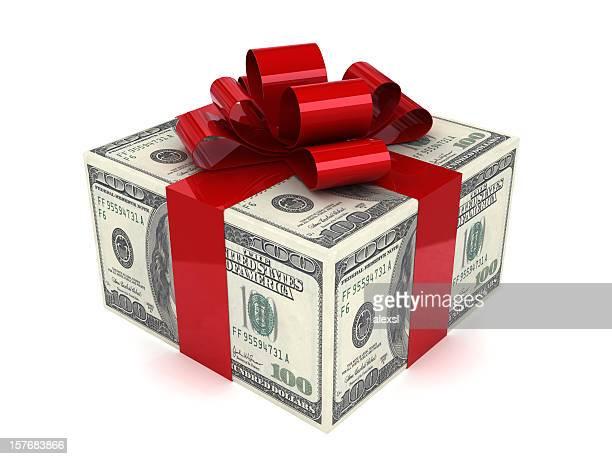 L'argent cadeau