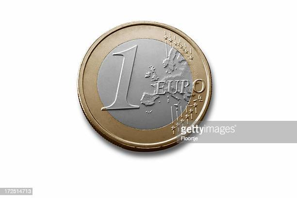 Money: One Euro Coin