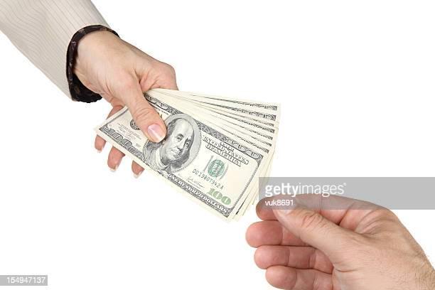 Geld reden