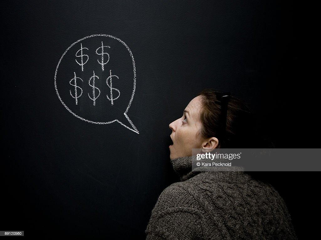 Money Talks : Stock Photo