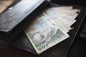 Money, Ukrainian Hryvnia UAH,
