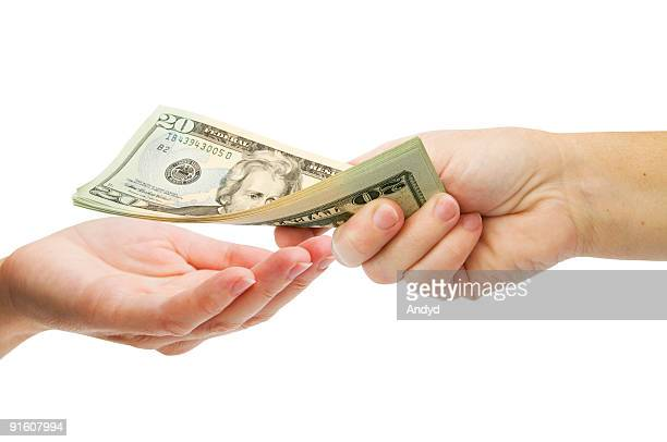 Money US Dollars