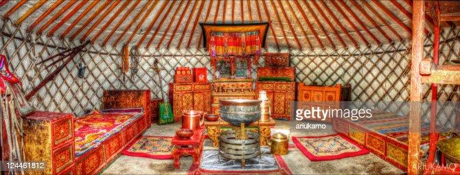 Mongolia Gears