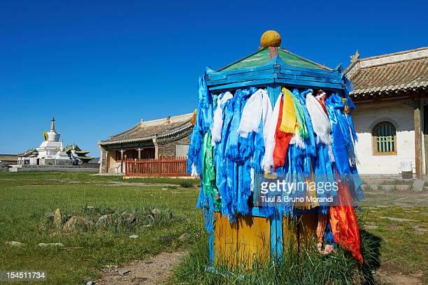Mongolia, Kharkhorin, Erdene Zuu Monastery