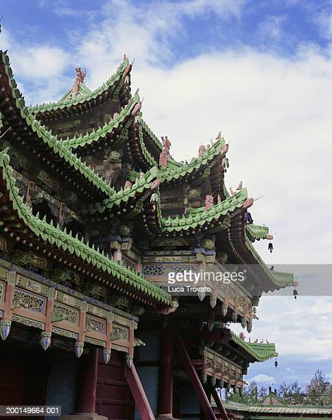 Mongolia, Ulaan Baatar, Palace Museum of Bodgkhan
