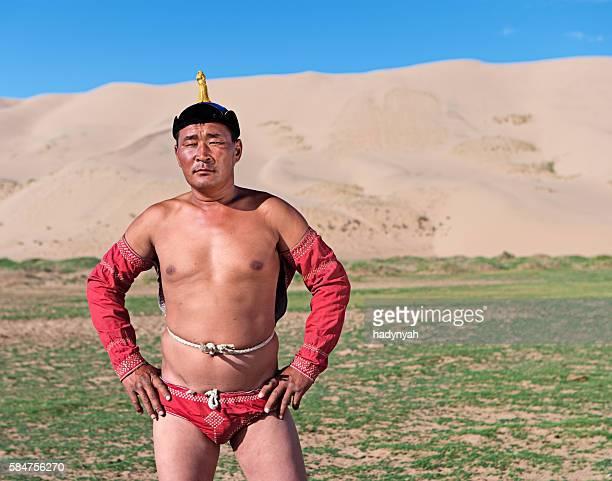 mongolian woman nude naked