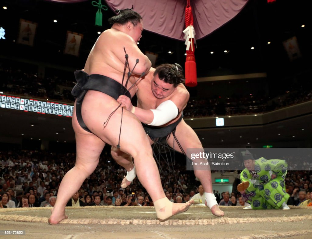 Grand Sumo Autumn Tournament - Day 15