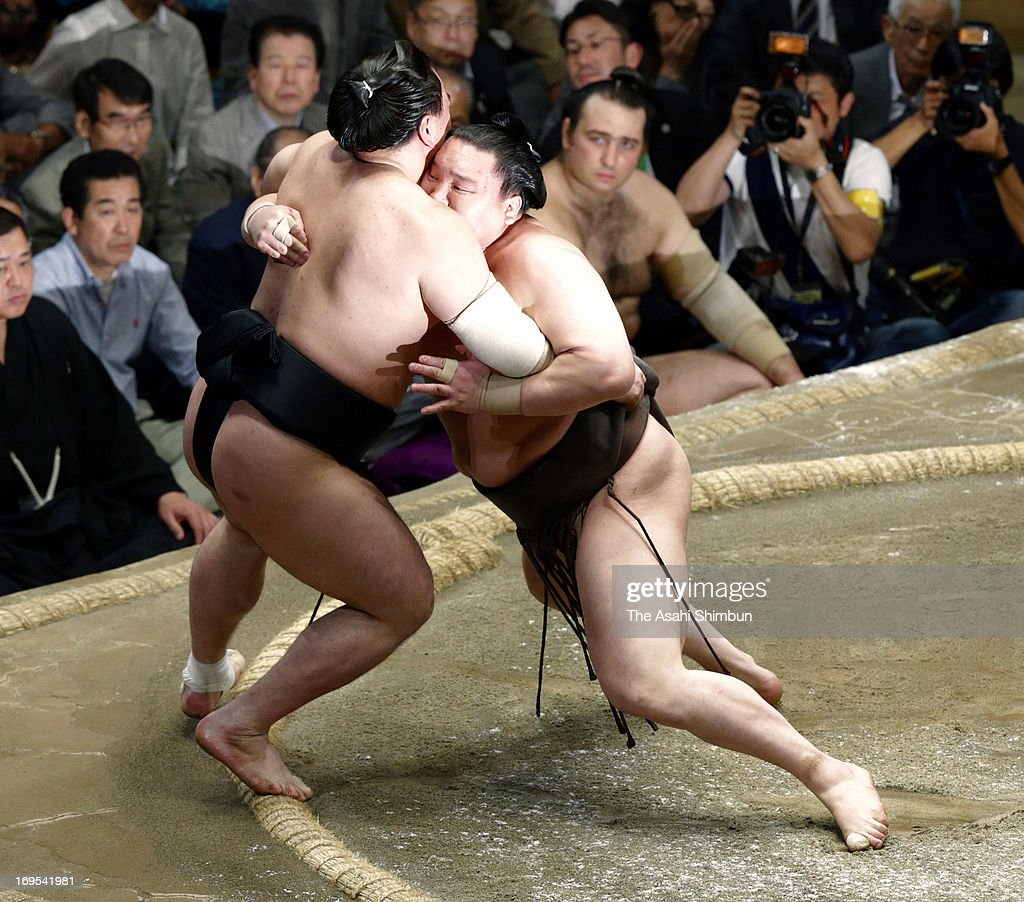 Grand Sumo Summer Tournament - Day 15