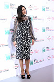 Monica Bellucci attends a photocall for 'VilleMarie' during the 10th Rome Film Fest on October 20 2015 in Rome Italy