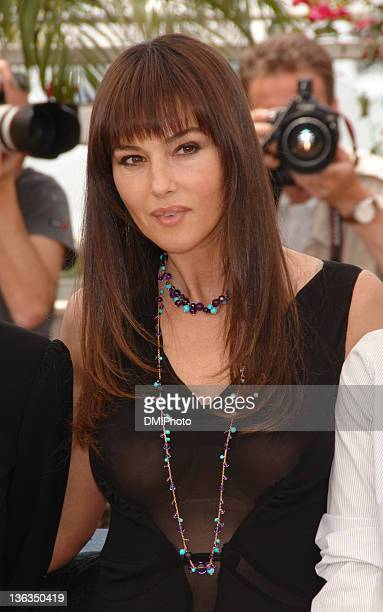 Monica Bellucci during Cannes Film Festival Jury Photocall at Palais des Festivals Cannes in Cannes France