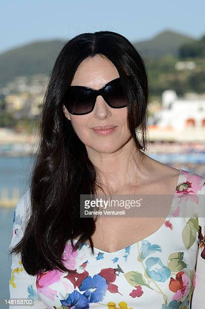 Monica Bellucci is seen at the Ischia Global Fest 2012 on July 11 2012 in Ischia Italy