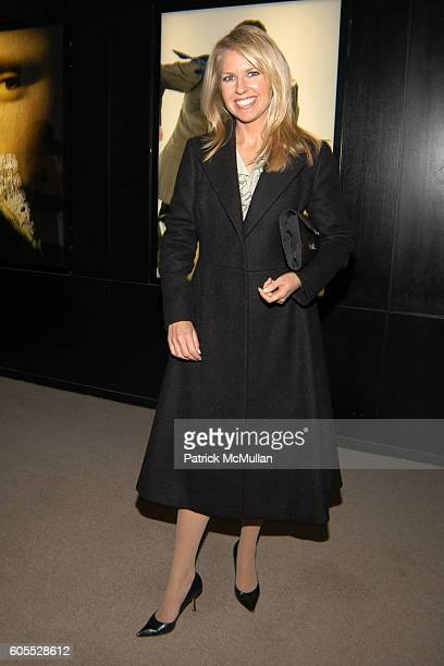 Monica Crowley attends Eugene Jarecki Documentary ' Why We Fight' at Sony Screening Room on January 12 2006 in New York City