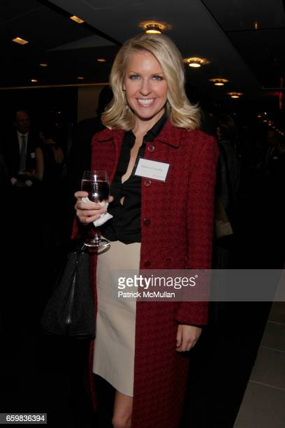 Monica Crowley attends Launch Party Celebrating the Publication of SIR HAROLD EVANS' Memoir MY PAPER CHASE at 3 Times Square on November 9 2009 in...