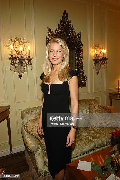Monica Crowley attends RICHARD TURLEY Birthday Dinner at The Home of YueSai Kan on December 21 2006 in New York City
