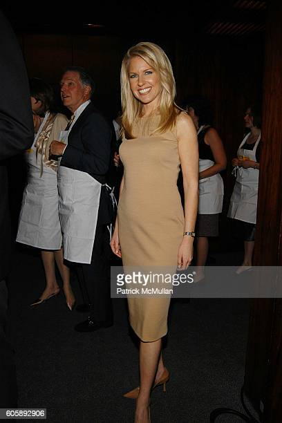 Monica Crowley attends The IRVINGTON INSTITUTE 'Through The Kitchen' Dinner Benefit for Immunological Research at The Four Seasons Restaurant on...