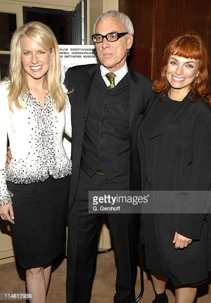 Monica Crowley Richard Turley and Norma Kamali during Special Screening and Celebration of Nicholas Jarecki's 'The Outsider' at Gramercy Park home...