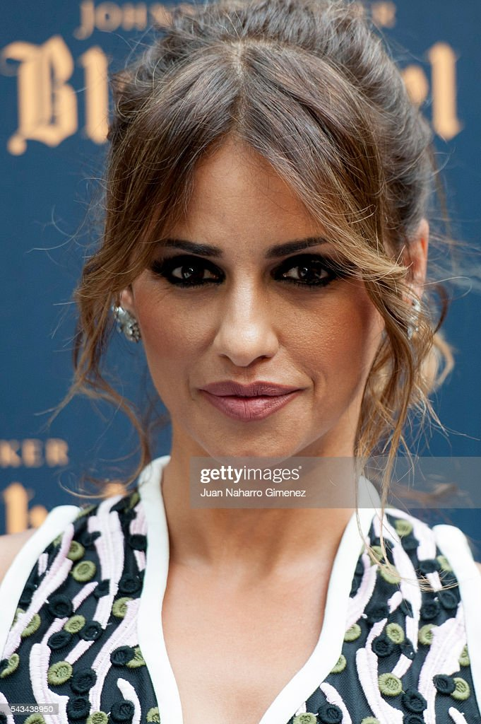 Monica Cruz attends 'Blue Label Awards' at Residence of the Ambassador of United Kingdom in Spain on June 28, 2016 in Madrid, Spain.