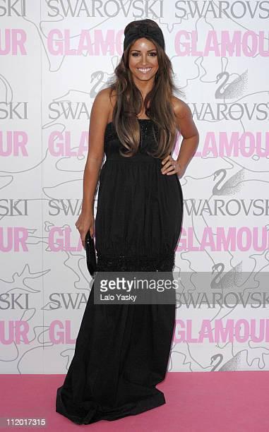 Monica Cruz during Glamour Magazine's '2007 Beauty Awards' at Pacha in Madrid Spain