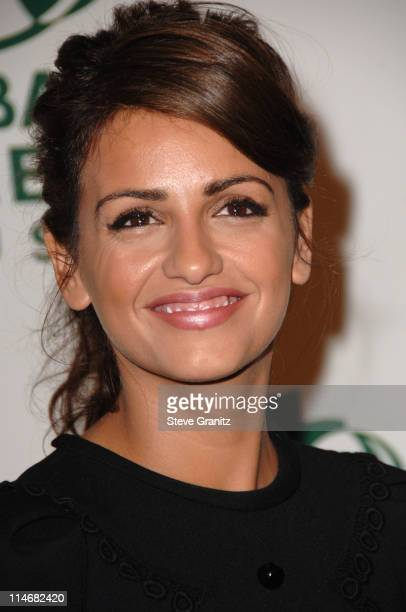 Monica Cruz during Global Green USA 3rd Annual PreOscar Celebration to Benefit Global Warming Arrivals at Avalon in Hollywood California United States