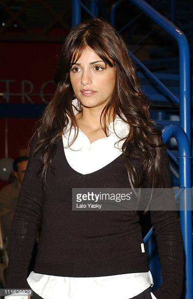 Monica Cruz during Monica Cruz Photocall to Promote New Episodes of 'One Step Ahead' at Telecinco Studios in Madrid Spain