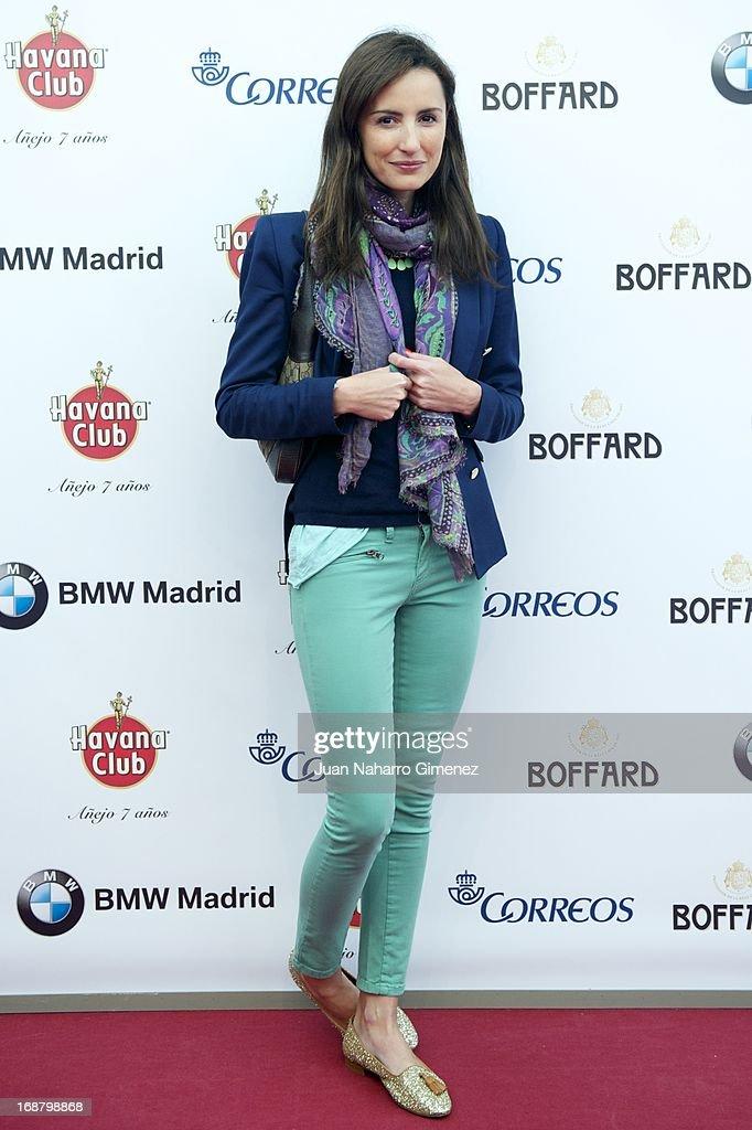 Monica de Tomas attends 'VIP Arte Taurino Tour' photocall at Espacio del Arte y La Cultura on May 15, 2013 in Madrid, Spain.