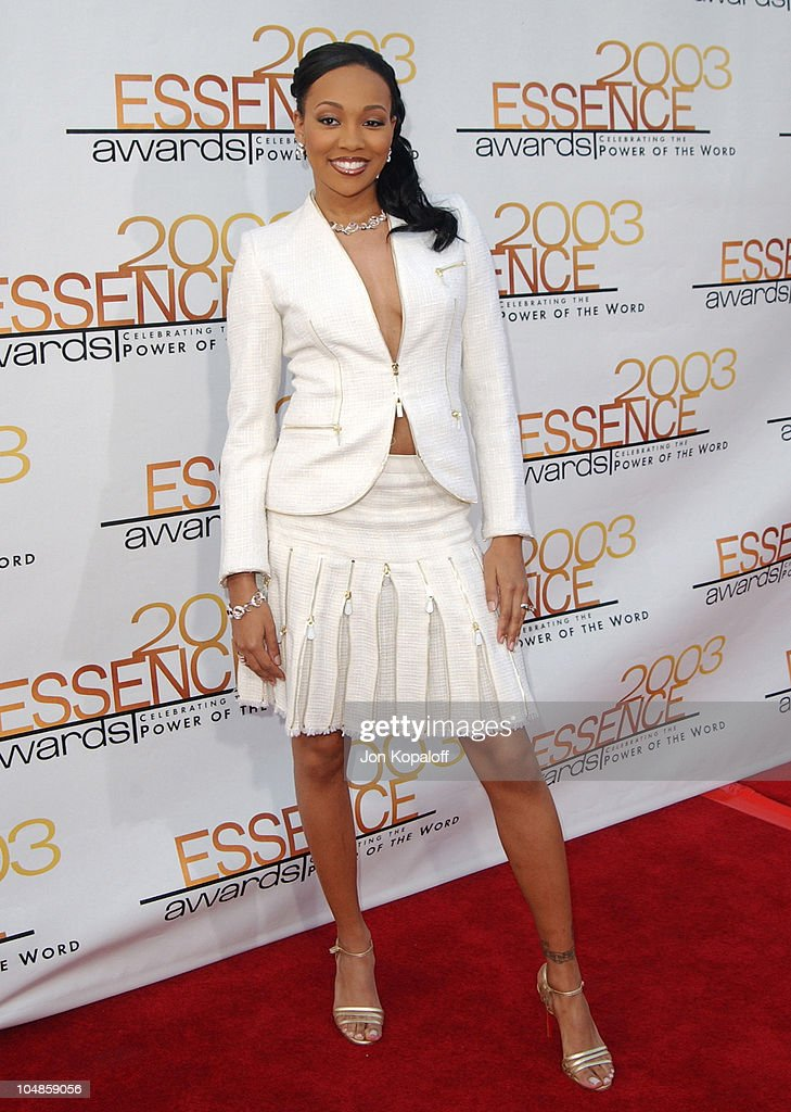 Monica during 16th Annual Essence Awards at The Kodak Theatre in Hollywood California United States