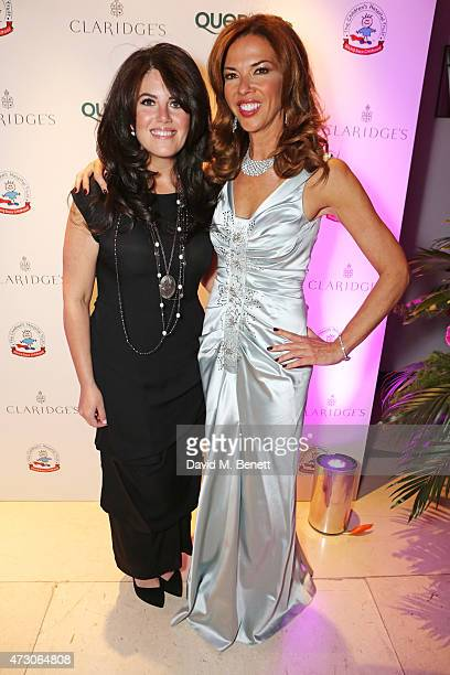 Monica Lewinsky and Heather Kerzner attend the Spring Gala In Aid of the Red Cross War Memorial Children's Hospital hosted by QBF and Kerzner Calliva...