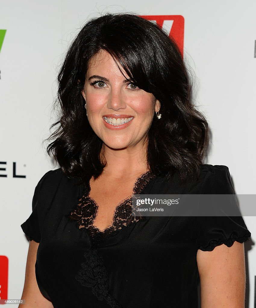Monica Lewinsky Getty Images