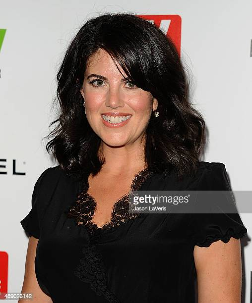 Monica Lewinsky attends the Television Industry Advocacy Awards at Sunset Tower on September 18 2015 in West Hollywood California