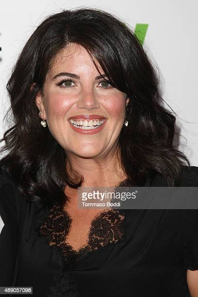 Monica Lewinsky attends the Television Industry Advocacy Awards benefiting The Creative Coalition in Partnership With TV Guide Magazine and TV...
