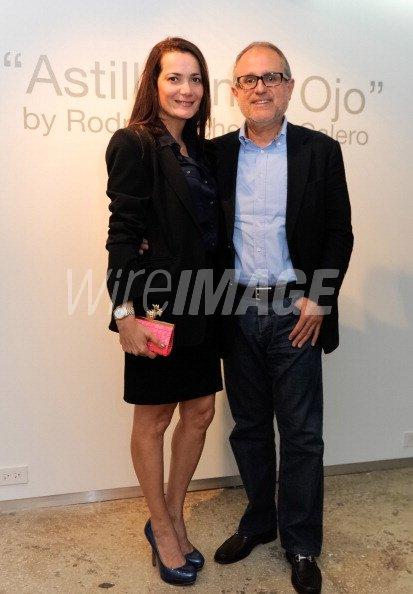 Monica Lorduy and Rodrigo Idrovo...