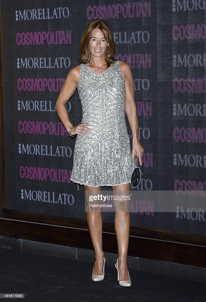 Monica Marrtin Luque attends the Cosmopolitan Beauty Awards at Platea Restaurant on July 7, 2014 in Madrid, Spain.