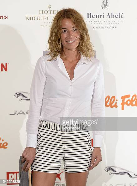 Monica Martin Luque attends Corazon Solidario Magazine Awards at Miguel Angel Hotel on July 6 2016 in Madrid Spain