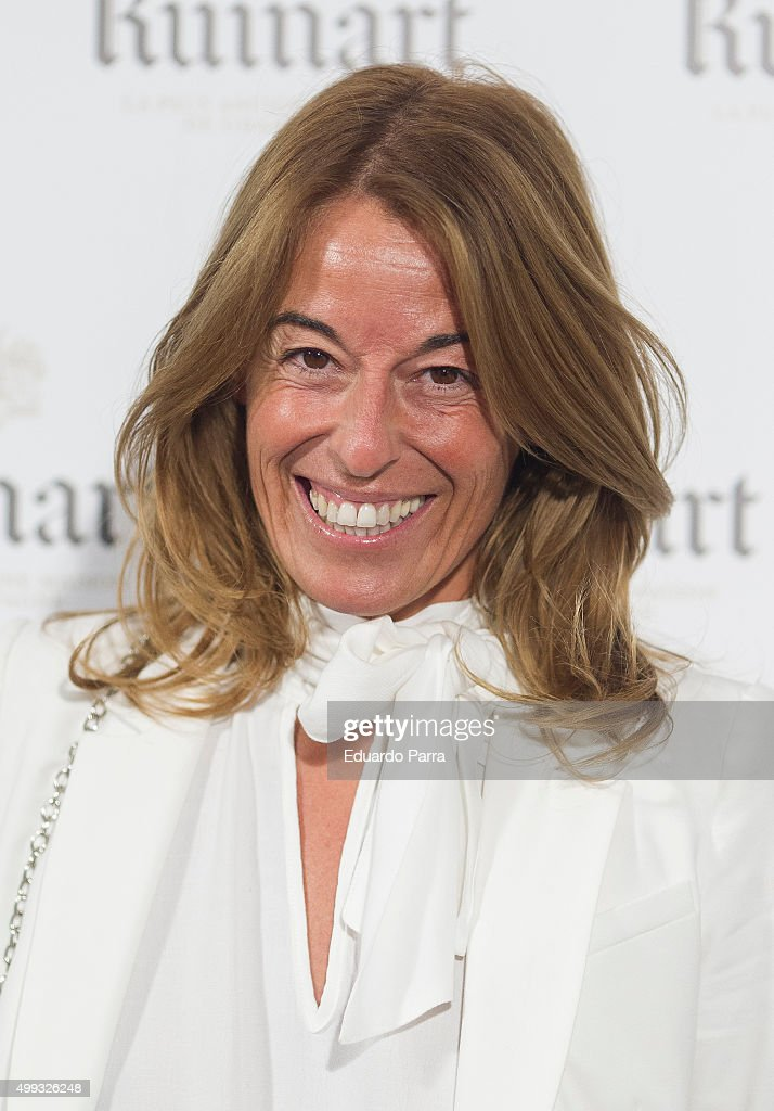 39 dom ruinart rose 2002 39 party in madrid getty images for Monica de martin
