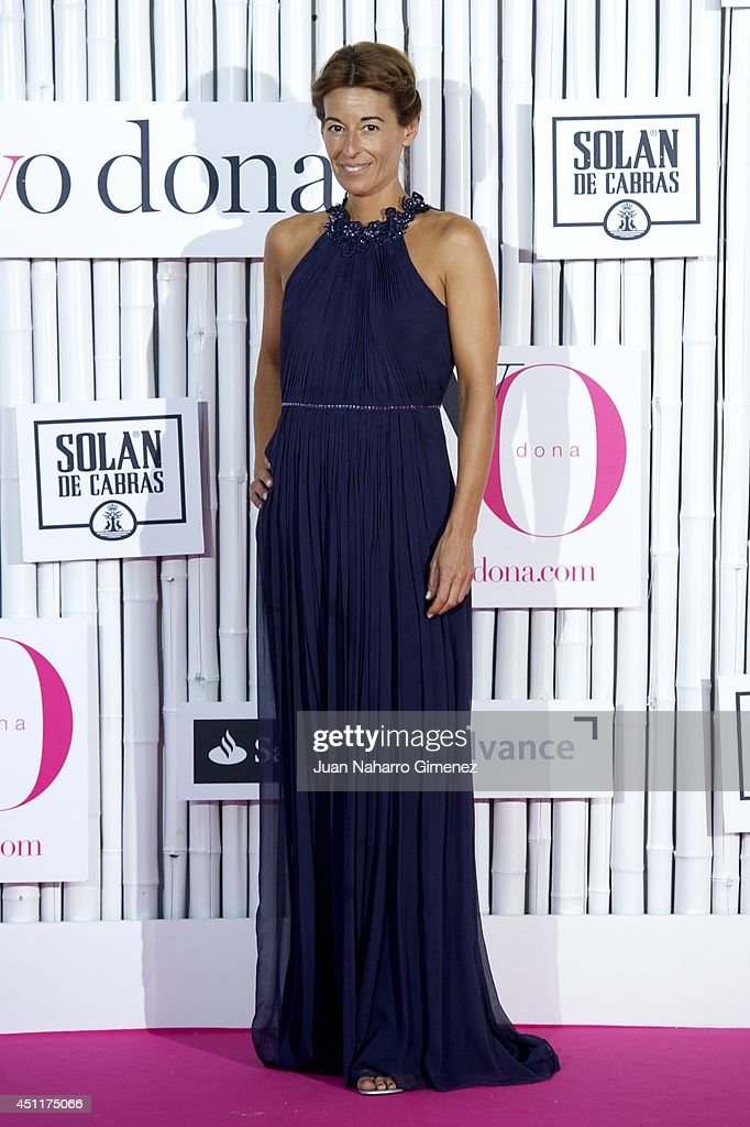 <a gi-track='captionPersonalityLinkClicked' href=/galleries/search?phrase=Monica+Martin+Luque&family=editorial&specificpeople=5573559 ng-click='$event.stopPropagation()'>Monica Martin Luque</a> attends 'IX International Yo Dona Awards' at Zarzuela Hippodrome on June 24, 2014 in Madrid, Spain.