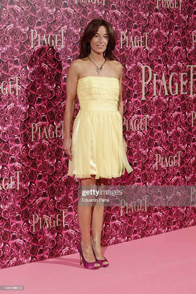 Piaget rose presentation 2012 getty images for Monica de martin